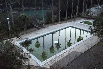 <p>ในฤดูร้อนสระว่ายน้ำนี้คงวิเศษมาก</p>