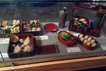<p>Food seems to improve with each new era. Give me some Edo era food anytime.&nbsp;</p>