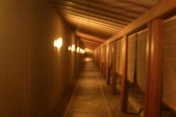 Japanese Corridor