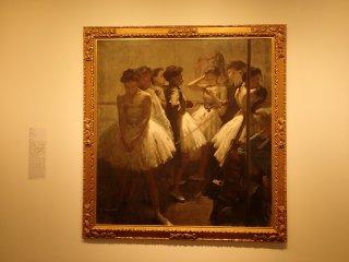 """""""Các vũ công trong studio"""" của Ryohei Kioso"""
