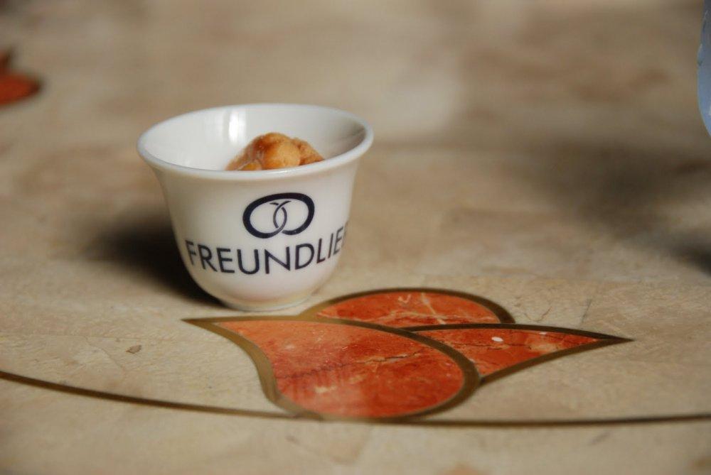 프룬들리브의 독일 쿠키 애피타이저