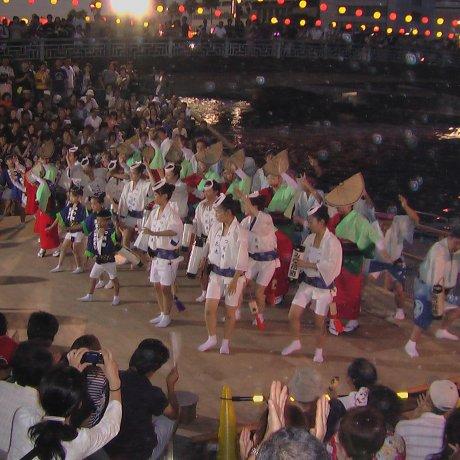 南国徳島名物「阿波踊り」