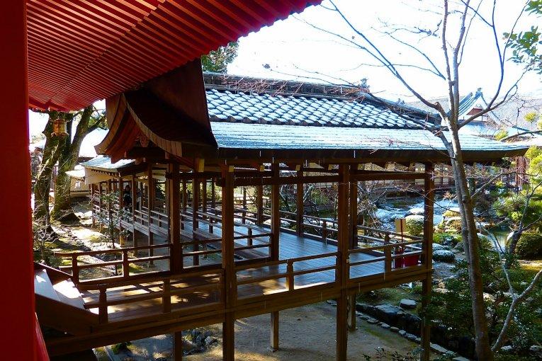 Templo Daikaku-ji, Quioto