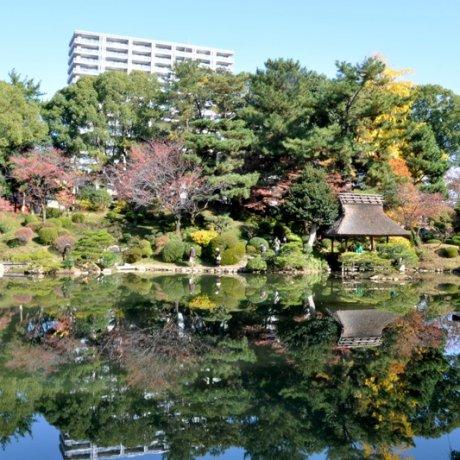 Thăm vườn Shukkei-en