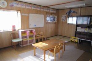 スクール2階の教室