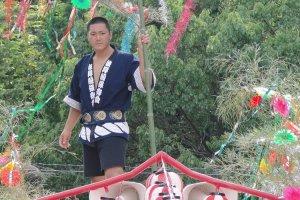 Kumano Brush Festival