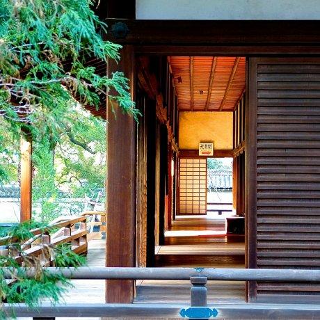 Kyoto Shoren-in Temple
