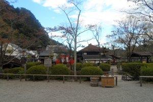 บรรยากาศอันสวยงามน่าหลงใหลของหมู่บ้านจำลองสมัยเอโดะ