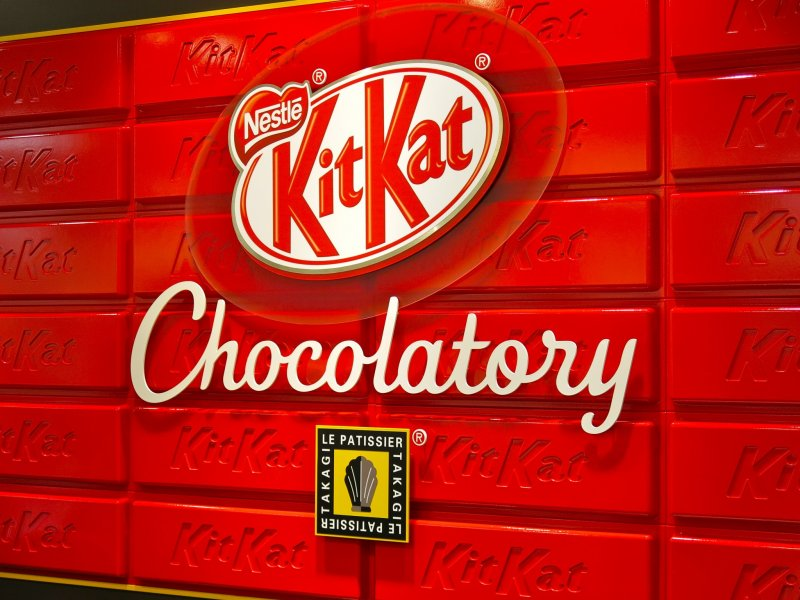 <p>World&#39;s first KitKat Chocolatory&nbsp;celebrated its grand opening on January 17, 2014 at Seibu Ikebukuro, Tokyo, Japan!</p>