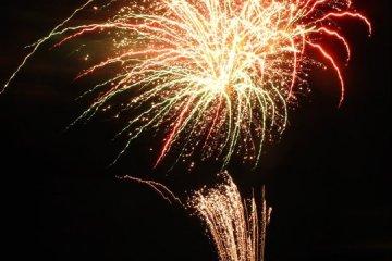 Beppu Summer Fireworks