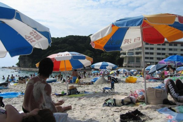 Shirahama Weekday in August