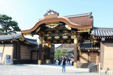 京都「二条城」