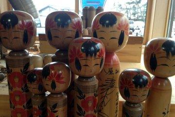 นาโอะฮิเดะ โคเคชิ ใน มัทซึชิมะ