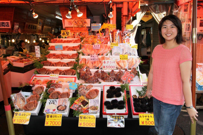 Hakodate Seafood Markets