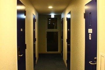 <p>走廊</p>