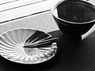 日本式茶の湯