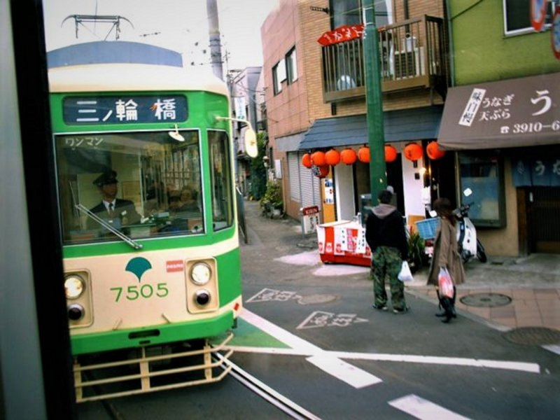 Streetcars and old memories