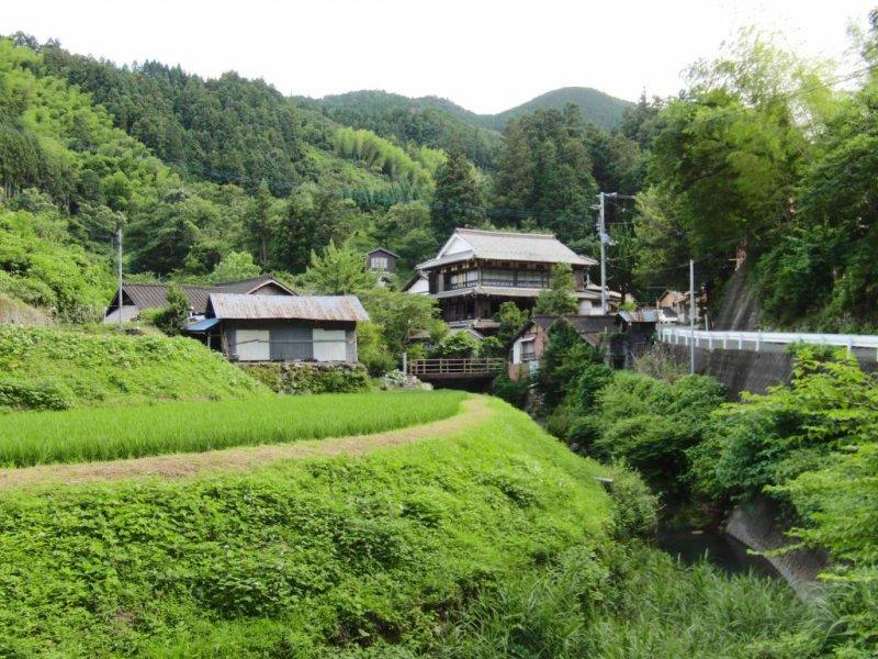Oyabu Onsen ryokan