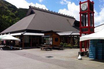 Hiyoshi Yumesanchi Road Station