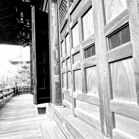Đền Shinnyo-do, Kyoto - 1