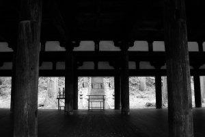 The Nagatoko (long floor) would make a great dance hall