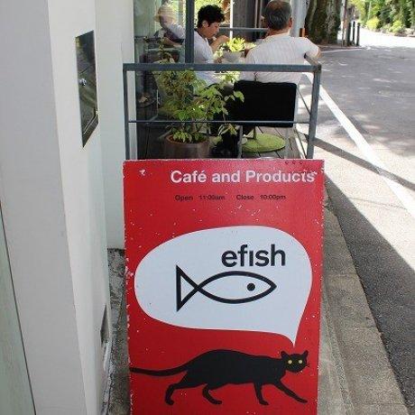 京都五条大橋「efish(エフィッシュ)」