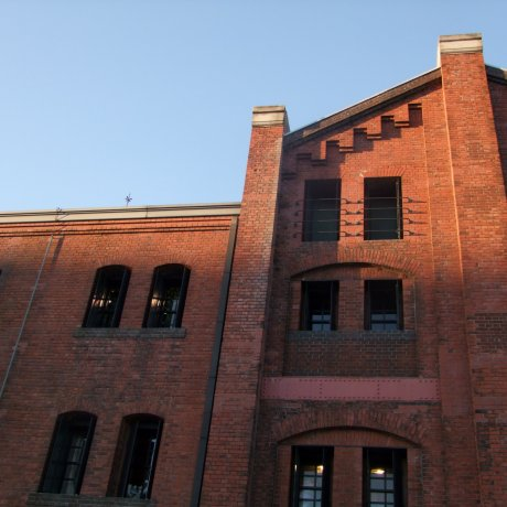Red Brick Warehouse in Yokohama