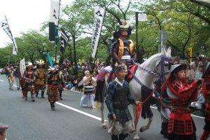 Odawara Hojo Godai Matsuri