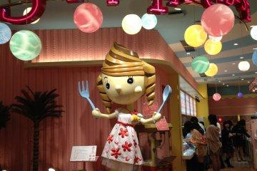 ร้านบุฟเฟ่ต์ขนมหวาน Sweets Paradise