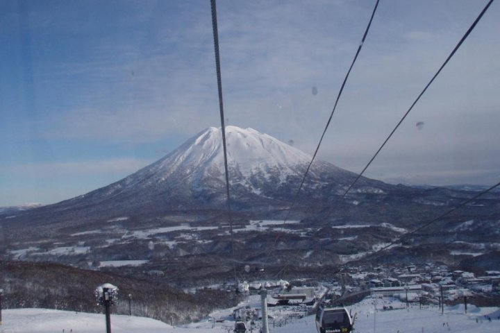 The Grand Hirafu Gondola