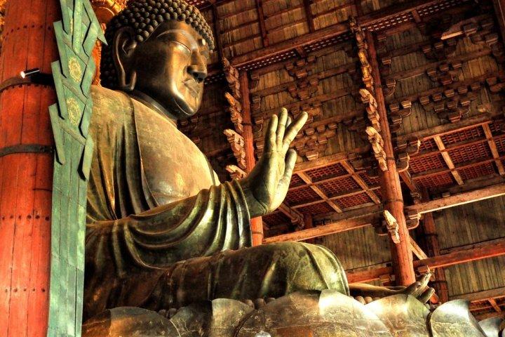 วัดโทไดจิ [Todaiji Temple]