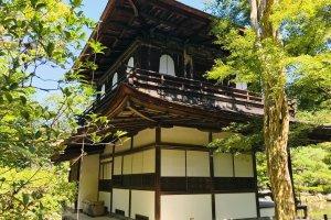 วัดกินคะคุจิ[Ginkakuji Temple]