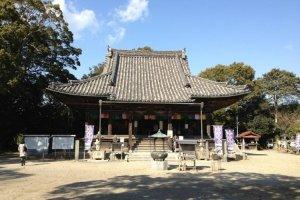 The Noma Daibou's main worship hall.
