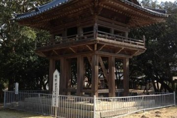 Bell tower, Noma Daibou.