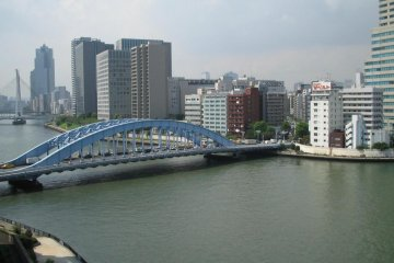 Sumida River view