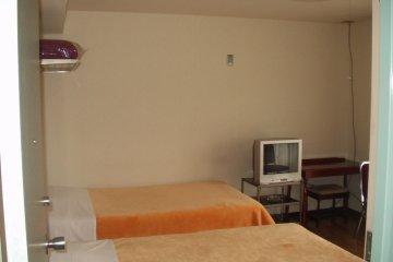 Comfortable guest room