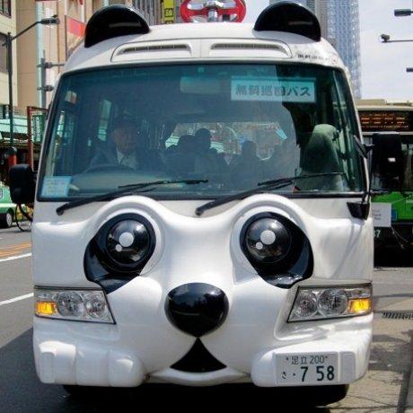 เที่ยวอาซากุสะด้วย Free Shuttle Bus