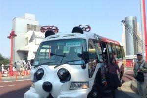 แวะจอด รับ-ส่ง ผู้โดยสารที่หน้า Tokyo River Cruise