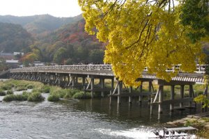 Jembatan Togetsu-kyo