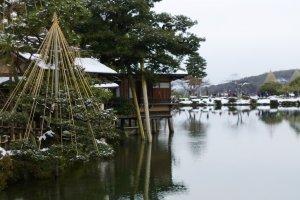 Uchihashi-tei Tea House บ้านดืมชาขึ้นชื่อของสวน