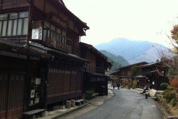 เส้นทางซามูไร Kiso Valley