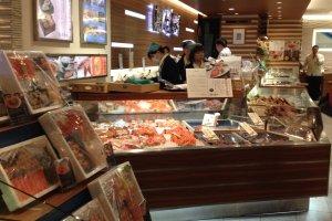 ตลาดอาหารสด