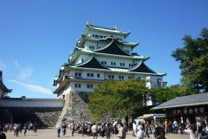History of Nagoya Castle