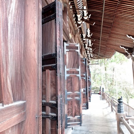 Eikan-do Zenrin-ji Temple, Kyoto