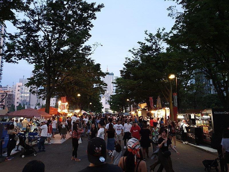 Jamaica Festival at Yoyogi Park