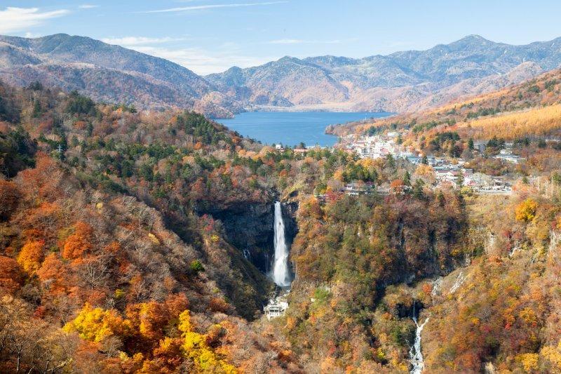 Chuzenji Falls