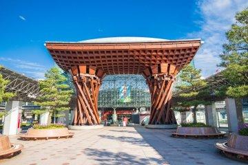 Estación de Kanazawa