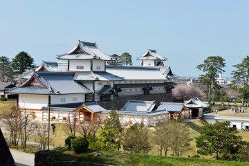 Castillo Kanazawa