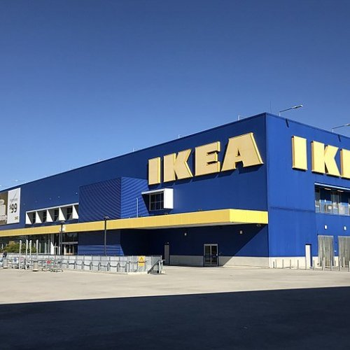 Ikea and other shops