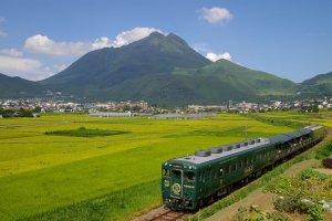 Mount Yufu